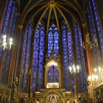 Sainte-Chapelle  (interno cappella superiore)