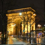 Champs Elysees - Arco di Trionfo